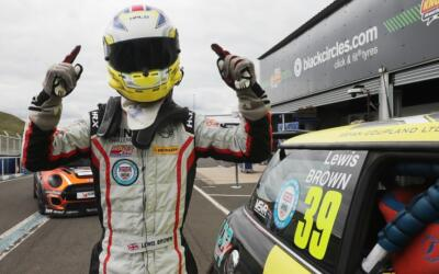 RESURGENT BROWN SECURES DOMINANT KNOCKHILL WIN