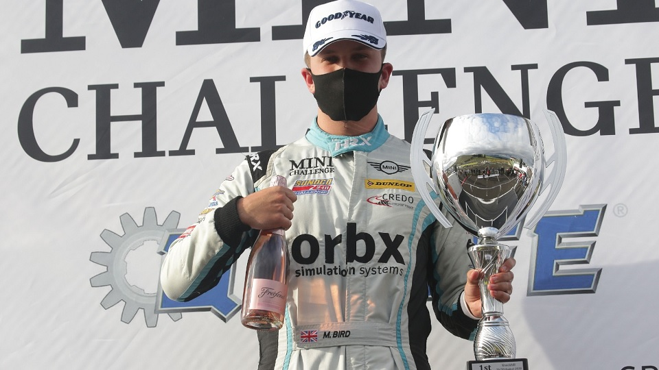 MAX BIRD DOUBLES UP AS LOCAL HERO DAVIDSON COLLECTS PODIUM