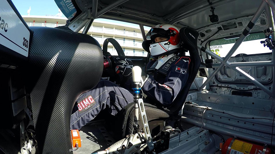 NEB BURSAC SIGNS WITH EXCELR8 MOTORSPORT FOR JCW CLASS OF THE MINI CHALLENGE