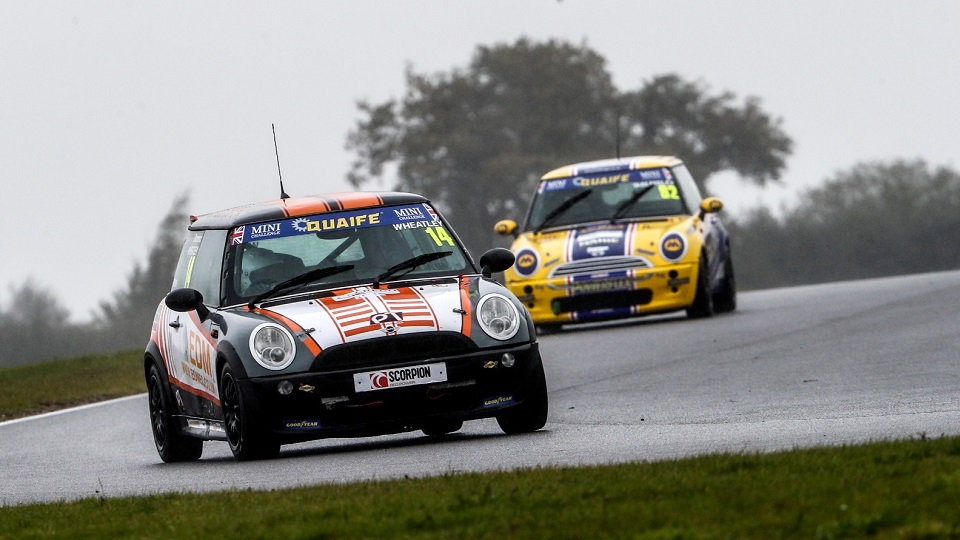 WHEATLEY LEADS COOPERS AT SODDEN SNETT AS BUTCHER-LORD WINS COOPER S