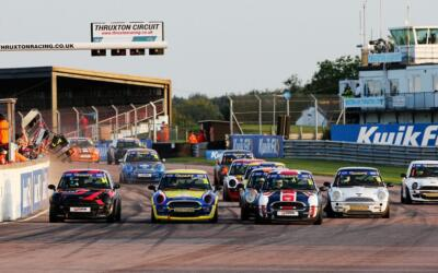 LANGLEY BRINGS COOPER TROPHY BACK TO NORFOLK FROM HAMPSHIRE