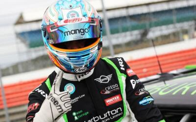 HARRISON HOLDS OF ZELOS FOR STUNNING SILVERSTONE VICTORY