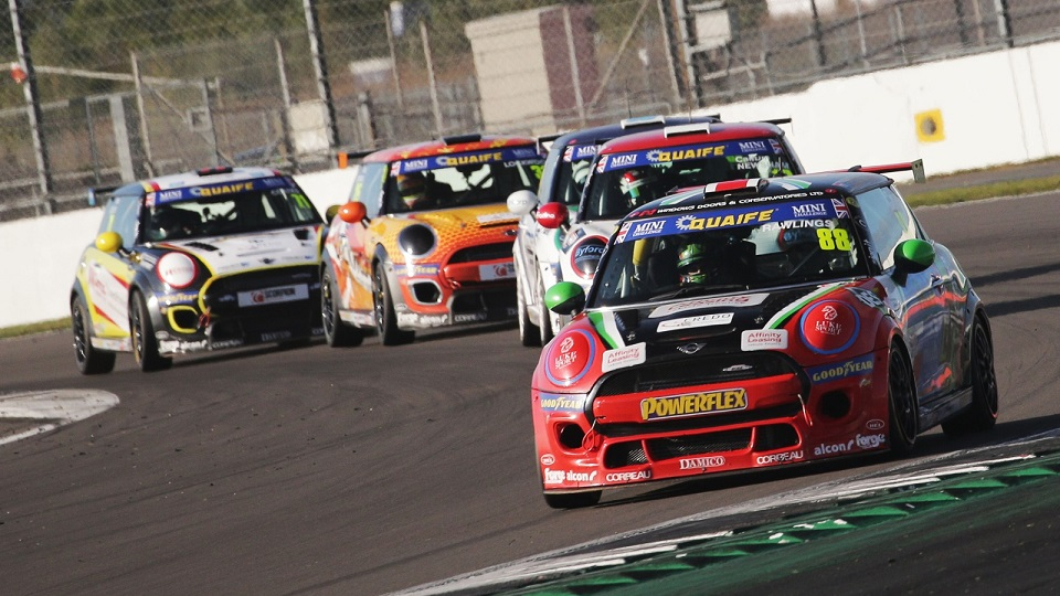 PODIUM OF FIRSTS AS RAWLINGS ENDS SILVERSTONE ON A HIGH