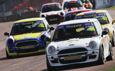 TITLE BATTLE HOTS UP FOR COOPERS AT CROFT