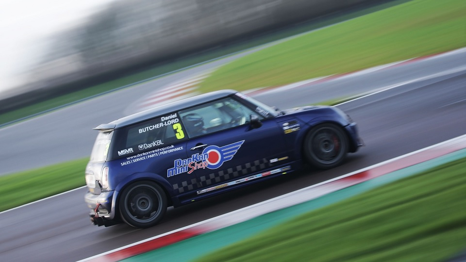 BUTCHER-LORD TAKES POLE AS POOLE LEADS JUMBLED COOPER GRID