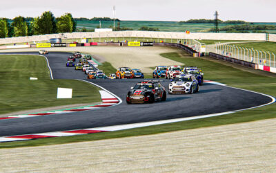 MARSHALL AND MCINTYRE SPLIT THE WINS AS EPPS RETAINS CHAMPIONSHIP LEAD