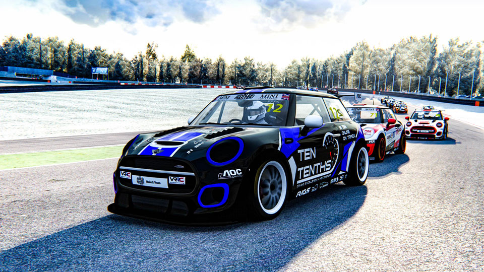 EPPS TAKES THE LEAD AS MINI CHALLENGE ESERIES SEASON TWO GETS THE GREEN LIGHT