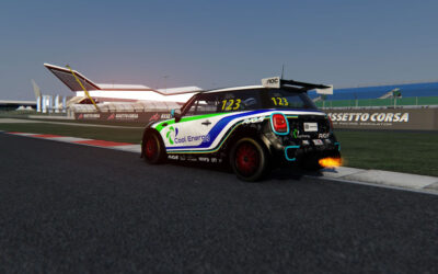 MINI ESERIES CHAMPIONS CROWNED AT THE HOME OF BRITISH MOTORSPORT