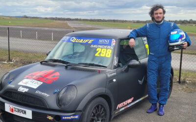 LEWIS SAUNDERS TO MAKE COOPER BOW AT SNETTERTON