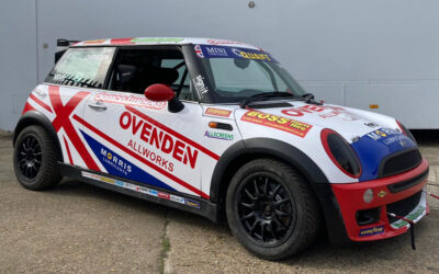 RALLYCROSS CHAMPION TOM OVENDEN JOINS EXCELR8 FOR CIRCUIT RACING DEBUT