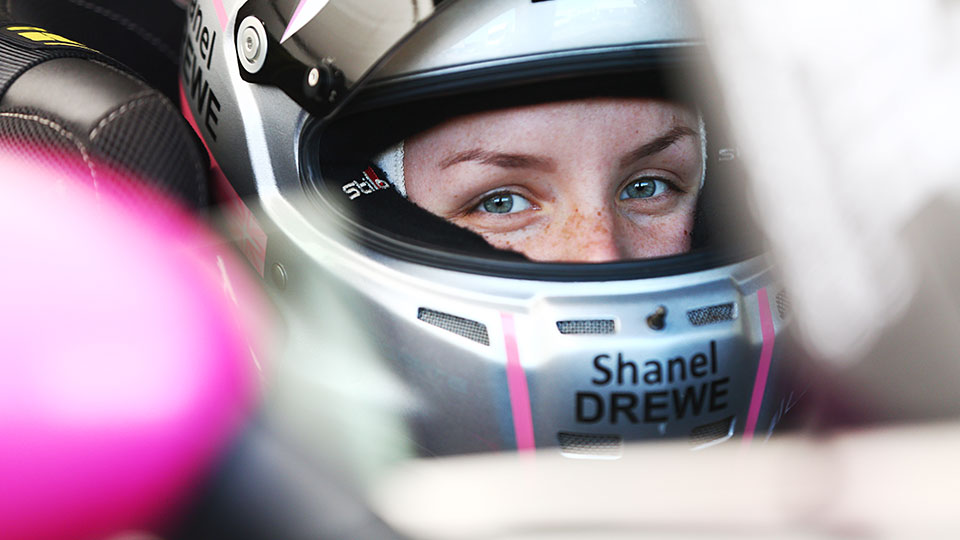 SHANEL DREWE LOOKS TO RAISE THE ROOF WITH COOPER PROGRAMME