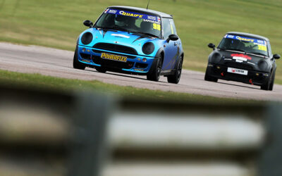 RACING ROOKIE JOINS EXCELR8 FOR MINI CHALLENGE DEBUT