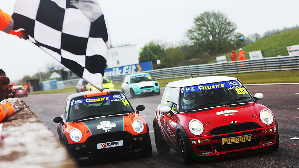 CONSISTENCY KEEPS DOMINIC WHEATLEY AT THE SHARP END