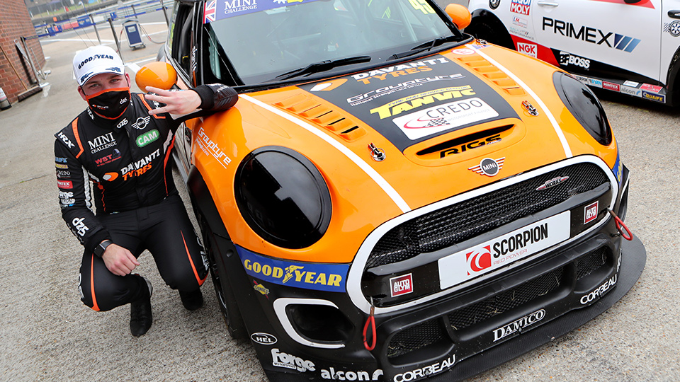 DAN ZELOS UP FOR THE FIGHT AFTER BRANDS SUCCESS