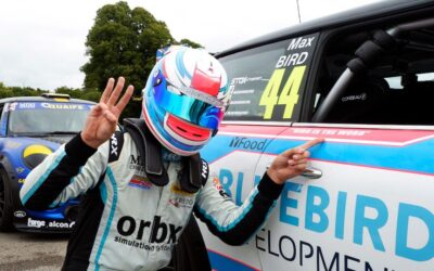 MAX BIRD MAINTAINS 100 PER CENT RECORD IN OULTON PARK QUALIFYING