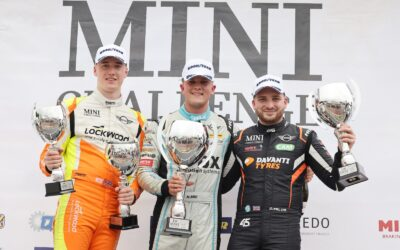 MAX BIRD HEADS EXCELR8 PODIUM LOCK-OUT IN OULTON PARK OPENER