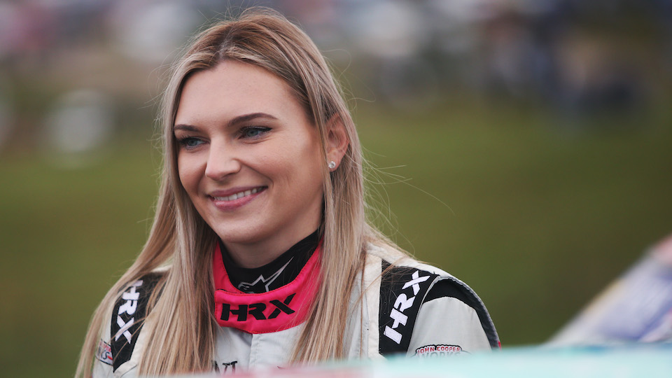 HANNAH CHAPMAN PLEASED WITH HOME PERFORMANCE