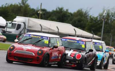 CHARLIE MANN HOPES TO BOUNCE BACK AT THRUXTON