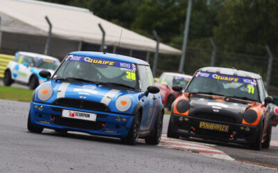 MORGAN WROOT ENJOYS RACE TWO RECOVERY