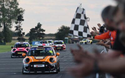 DAN ZELOS EXTENDS ADVANTAGE WITH RACE ONE WIN