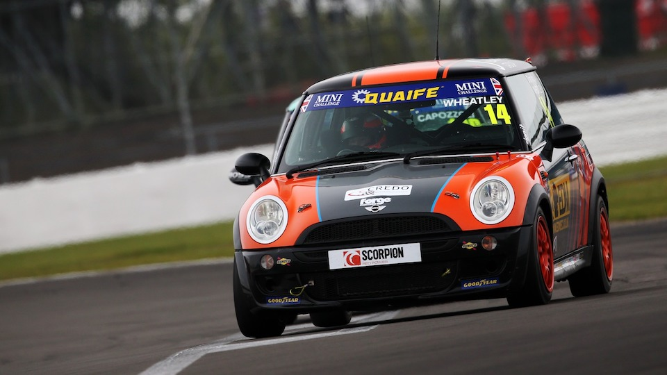 FIRST BLOOD TO DOMINIC WHEATLEY WITH SILVERSTONE POLE