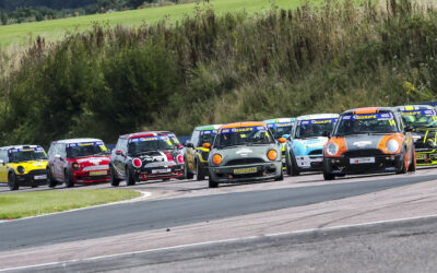 HOW THRUXTON SET UP A FASCINATING COOPER FINALE