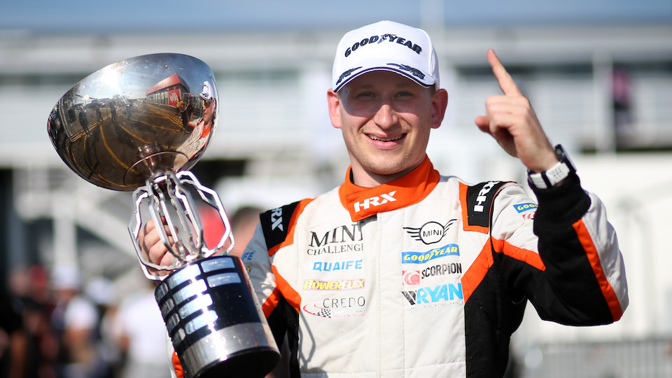 DOMINIC WHEATLEY: 'THIS TITLE IS WORTH 100 RACE WINS!'